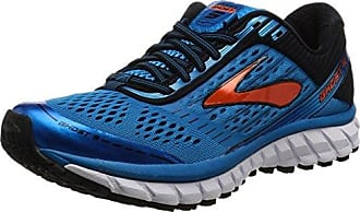 Brooks PureGrit 5, Zapatos para Correr para Hombre, Multicolor (Electricbrooksblue/Black/Limepunch), 41 EU
