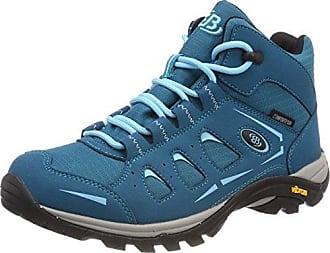 680371, Zapatillas de Senderismo para Mujer, Gris (Grau 9), 37 EU Alpina