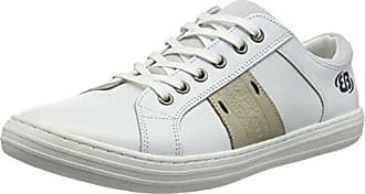 Mens 551007_Anderes Leder Low-Top Sneakers Brütting