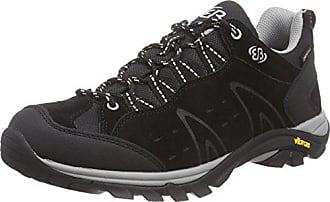 Spiridon Fit 591019 - Zapatillas de fitness de nailon para hombre, color negro, talla 43 Brütting