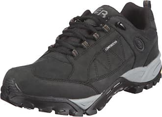 Performance Fit V - Zapatillas de Running de Material sintético Hombre, Color Gris, Talla 45 Brütting
