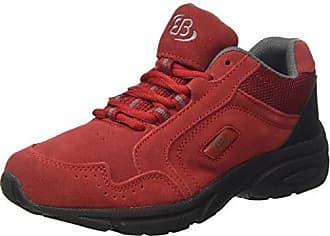 Circle, Zapatillas de Marcha Nórdica para Mujer, Rojo (Rot Rot), 36 EU Brütting