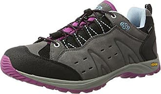Bruetting Release, Zapatillas para Mujer, Gris (Grau/Pink), 43 EU