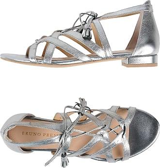 Bleuet - Sandales Pour Dames / Bleu Bruno Premi
