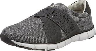 The North Face T0CLU5, Zapatillas de Senderismo para Mujer, Gris (Ned), 37 EU