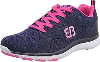 Bruetting Shadow, Zapatillas para Mujer, Azul (Marine/Blau/Pink), 41 EU