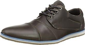 Mens 551007_Anderes Leder Low-Top Sneakers Brütting