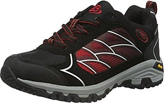 Bruetting Valley, Zapatos de High Rise Senderismo Unisex Adulto, Gris (Grau/Tuerkis), 37 EU