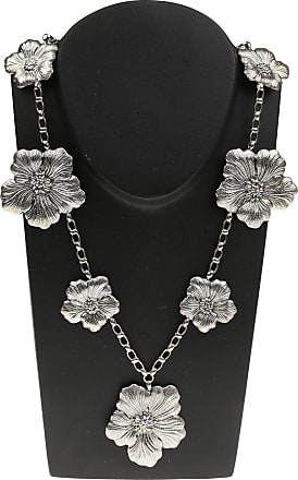 Buccellati Necklaces, Silver, Sterling Silver, 2017, One Size