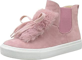 Buffalo Shoes 16t44-3 Fabric Shiny, Zapatillas Altas Para Mujer, Gris (Pewter 01), 39 EU