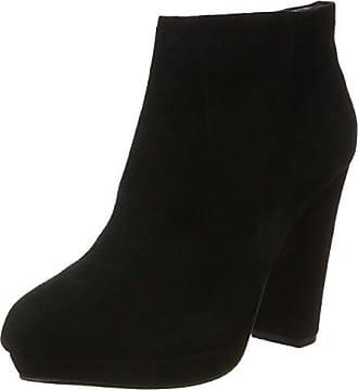 Buffalo B118A-54 P880A IMI Suede, Zapatillas de Estar por Casa para Mujer, Negro (Black 01), 36 EU