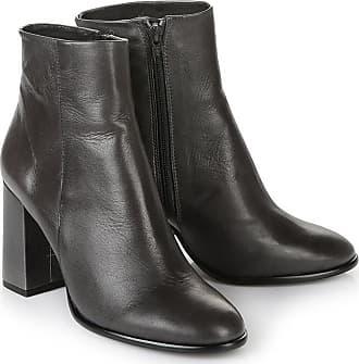 Chaussures à bout ouvert et plateau Buffalo noiresBuffalo