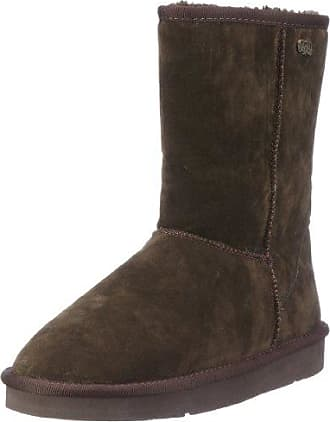Buffalo London 2861 Micro Strech, Bottes Femme, Marron (Marron150), 37 EU