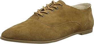 Buffalo Zapatos de Cordones de Material Sintético Para Mujer Marrón Marrón 36