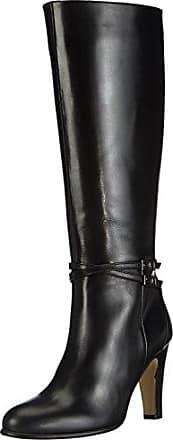 Buffalo 172100, Bottes Classiques Femme - Noir - Noir (Black 01), 40 EU