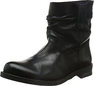 Buffalo Shoes Y278C-Y258-107 P1814C PU, Botines para Mujer, Antracita, 36 EU