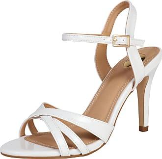 Sandales Sangle Avec Buffle Blanc