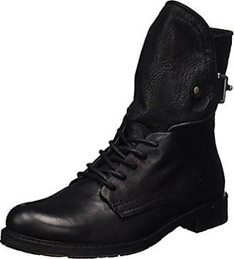 ES 30788 Nappa, Zapatillas de Estar por Casa para Mujer, Negro (Preto 01), 37 EU Buffalo