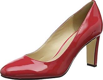 Buffalo London Zs 6228-15 Nobuck, Escarpins Femme, Rouge (Beet Red 01), 41 EU