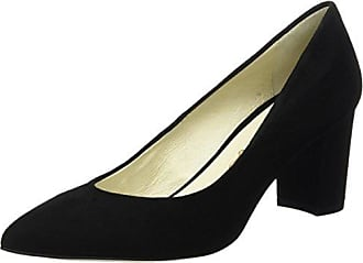 Womens 329758 Bhwmd A16 IMI Suede Closed Toe Heels Buffalo