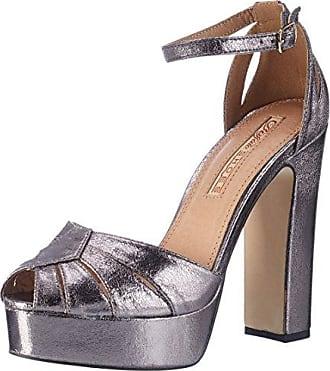 Buffalo Shoes 314550 IMI Suede, Sandalias para Mujer, Marrón (Brown 01), 41 EU