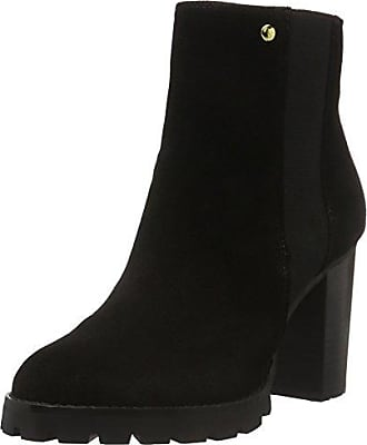 Buffalo Bottes Classiques Femme - Noir - Noir (Black 01), 40 EU