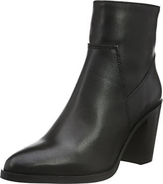 Buffalo 177705, Bottes Classiques Femme - Noir - Noir (Preto 01), 40 EU