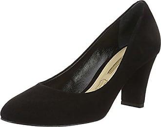 112 1211, Escarpins femme, Noir (Black 01), 41 EU (8.5 UK)Buffalo