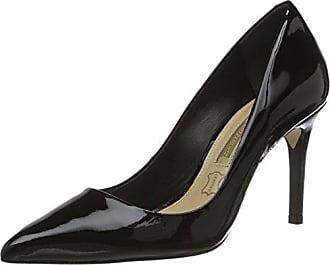 C564a-1 P2010f PU Patent, Zapatos de Tacón para Mujer, Beige (Nude 01), 41 EU Buffalo