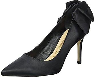 111714i Vegetal, Escarpins Femme, Noir (Black 01), 38 EUBuffalo