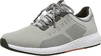 Mens 342518626900 Slip on Trainers, Grey (Grey) Bugatti