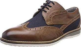 322284301214, Sneakers Basses Homme, Marron (Cognac/Cognac), 44 EUBugatti