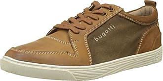 323166303069, Baskets Homme, Marron (Dark Brown/Dark Brown 6161), 44 EUBugatti