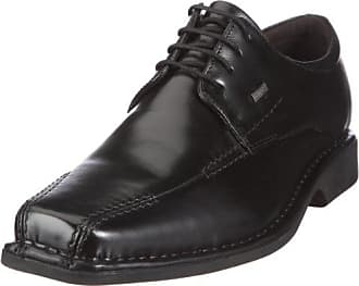 311419021011, Derbys Homme, Noir (Black/Grey), 44 EUBugatti