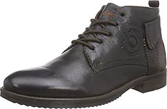 F93391G, Mens Cold Lined Classic Boots Short Length Bugatti
