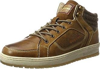 K31323, Sneakers Hautes Homme, Bleu (Navy 423), 40 EUBugatti