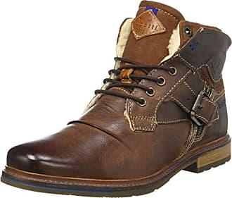 Herren 311173333200 Klassische Stiefel, Braun (Cognac), 43 EU Bugatti