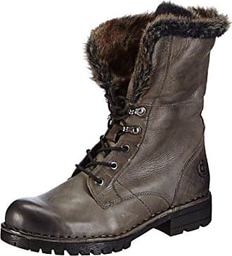 J71561o, Womens Warm Lined Half-Shaft Boots and Ankle Boots Bugatti