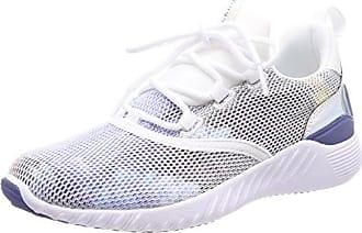 441393646969, Sneakers Basses Femme, Blanc (White/Multicolour), 42 EUBugatti