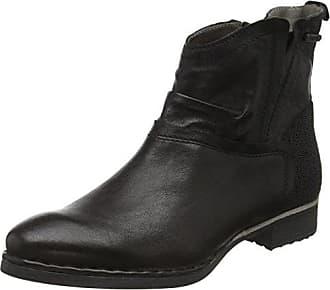 J57375G, Boots femme - Marron, 37 EUBugatti
