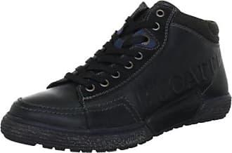 Herren 322308027500 Sneaker, Schwarz (Schwarz), 40 EU Bugatti