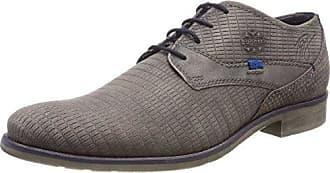 55 Sport, Scarpe stringate uomo, Grigio (Dark Grey), 75 cm