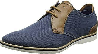 Mens 311167011400 Derbys, Blau (Dark Blue 1400) Bugatti