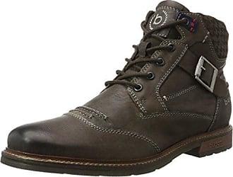 F93365G, Desert Boots Homme, Noir (Schwarz 100), 41 EUBugatti