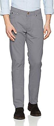 3100 R-76358, Pantalones para Hombre, Grau (Hellgrau 250), 32W x 32L Bugatti