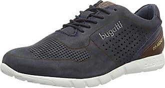 Bugatti 311385021000, Sneakers Basses Homme, Noir (Schwarz), 45 EU
