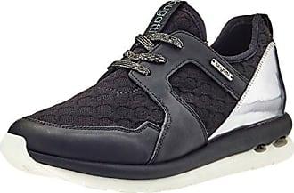 422285011419, Sneaker Donna, Nero (Black/Silver 1013), 40 EU Bugatti
