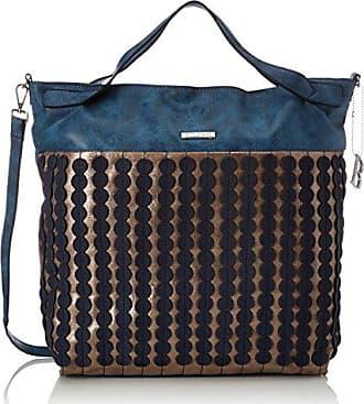 Loulou Hobo, Womens Shoulder Bag, Wei?, 11x27x34 cm (B x H T) Bulaggi