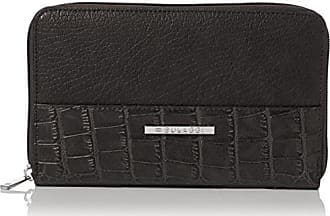 Womens Shadow Wallet Zip Around Purse Bulaggi