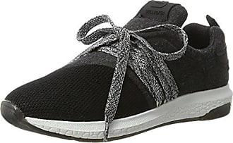 Bullboxer 067003F5T, Zapatillas para Mujer, Negro (Black Blck), 40 EU